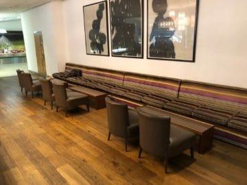 british airways galleries club lounge london heathrow terminal 5 b gates sitzmoeglichkeiten