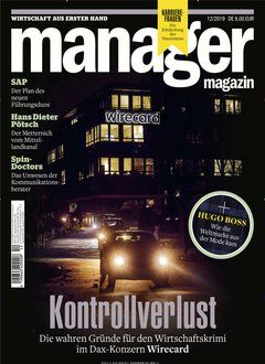 cover zeitschrift manager magazin