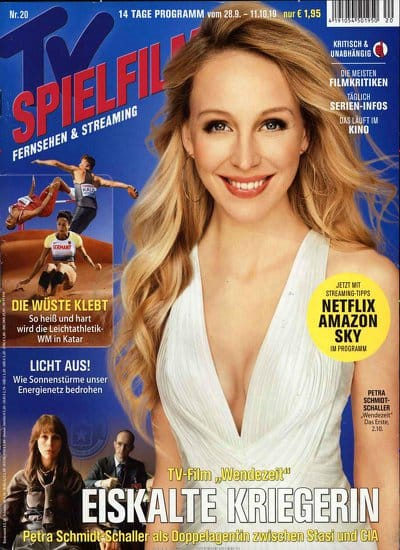 Cover Zeitschrift Tv Spielfilm