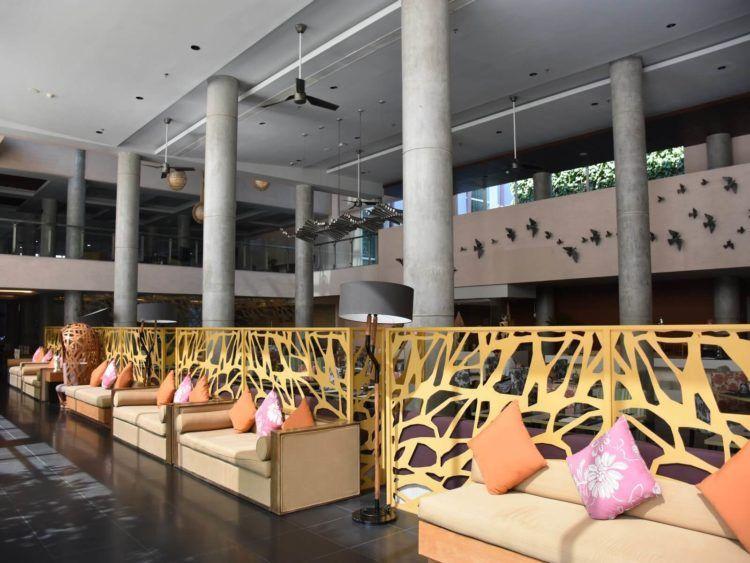 Hilton Garden Inn Bali Lobby