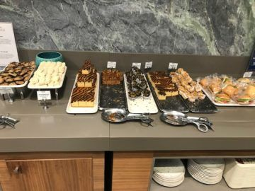 iga lounge istanbul airport buffet 4