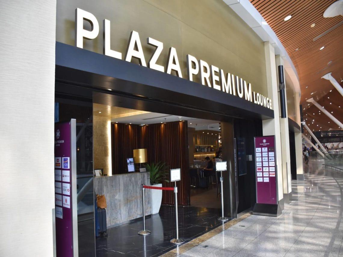 Plaza Premium Lounge Kuala Lumpur Klia1 Eingang