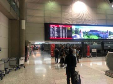qantas business lounge brisbane richtung lounge