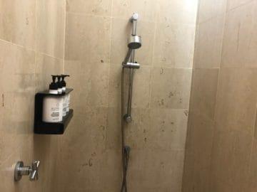 qantas lounge singapore duschkopf