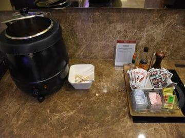 sats premier lounge singapur terminal 3 suppe
