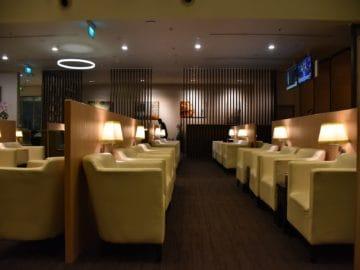 sats premier lounge singapur terminal 3 zentraler bereich
