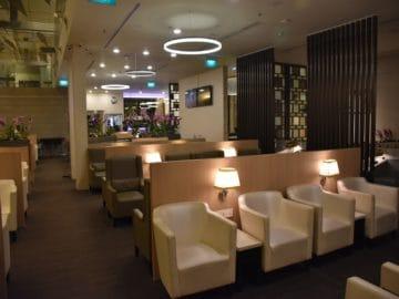 sats premier lounge singapur terminal 3 zentraler sitzbereich