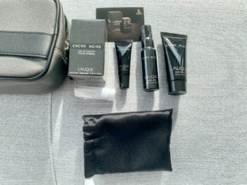 singapore airlines suites class 380 800 amenity kit 5