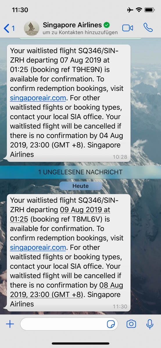 singapore airlines suites class 380 800 bad news 1