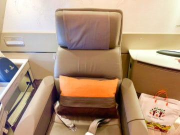 singapore airlines suites class 380 800 sitz 1