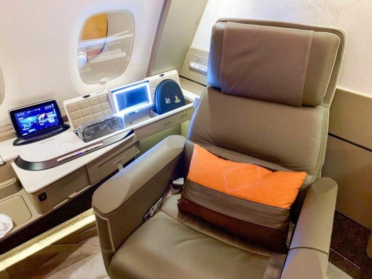 singapore airlines suites class 380 800 sitz 3
