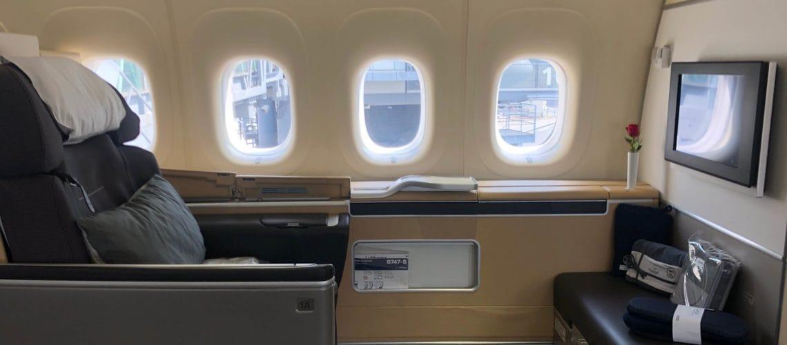 slider lufthansa first class 2