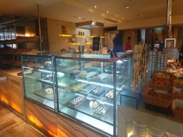 traders hotel kuala lumpur fruehstueck bakery
