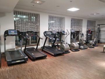 waldorf astoria berlin fitnessraum