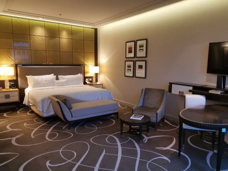 Waldorf Astoria Berlin King Junior Suite