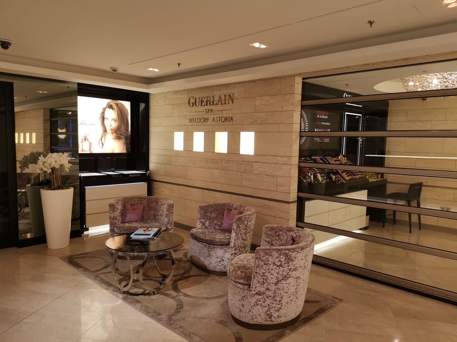 Waldorf Astoria Berlin Spa