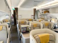 asiana business class a350 900 kabine 1