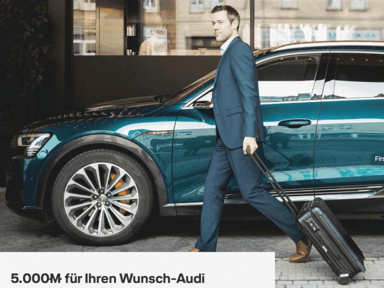 Audi On Demand Aktion