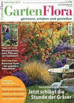 Cover Zeitschrift Garten Flora