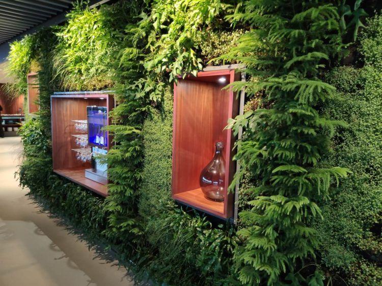 eventyr lounge kopenhagen gruene wand