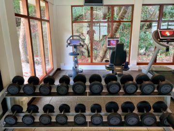 hilton seychelles labriz fitness studio 5