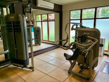 hilton seychelles labriz fitness studio 6