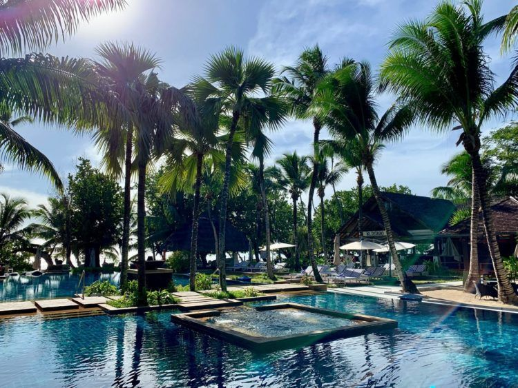 Hilton Seychelles Labriz Pool 2
