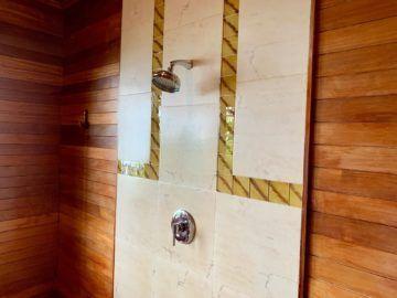 hilton seychelles northolme dusche