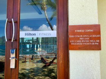hilton seychelles northolme fitness studio 1