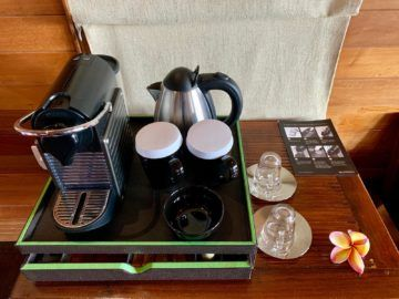 hilton seychelles northolme kaffeemaschine