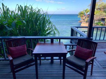 hilton seychelles northolme ocean front villa terrasse 1
