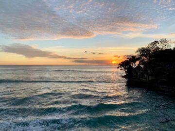 hilton seychelles northolme ocean front villa terrasse blick