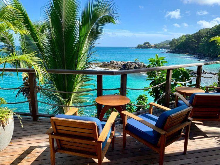 hilton seychelles northolme ocean view bar terrasse