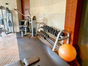 hyatt on the bund shanghai fitness 2