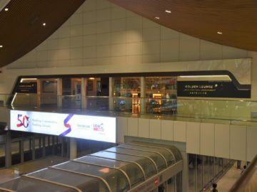 malaysia airlines golden lounge kuala lumpur satellit eingangsbereich