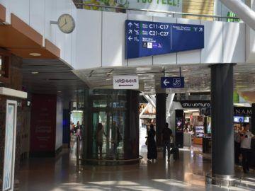 malaysia airlines golden lounge kuala lumpur satellit wegweiser