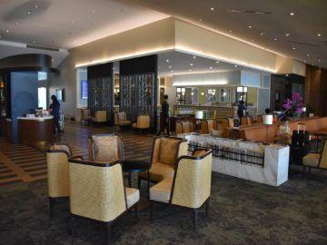 malaysia airlines golden lounge kuala lumpur satellit zeitschriften