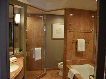sheraton imperial kuala lumpur club room badezimmer