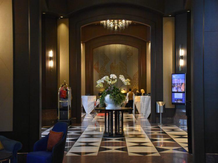 sheraton imperial kuala lumpur lobby