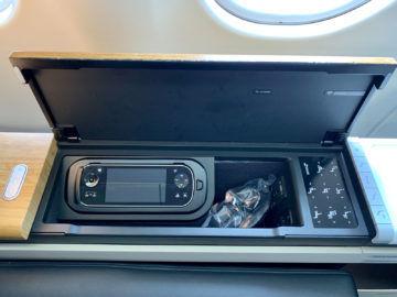 swiss first class a340 300 controller bedienelemente 1