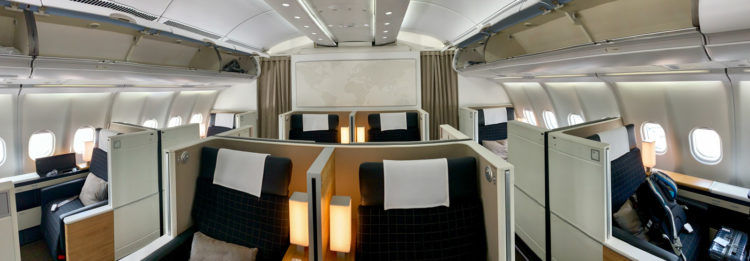 swiss first class a340 300 kabine 2