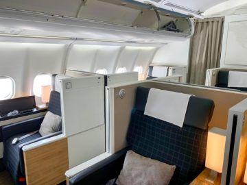 swiss first class a340 300 kabine 4