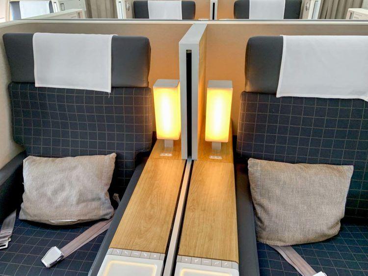 swiss first class a340 300 mittelsitze 1