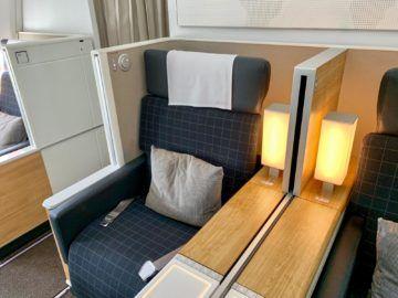 swiss first class a340 300 mittelsitze 3