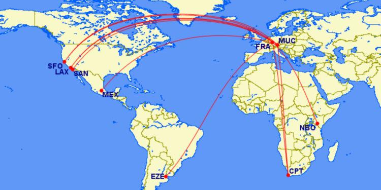Top 10 Lufthansa Business Class Strecken Meilensammler