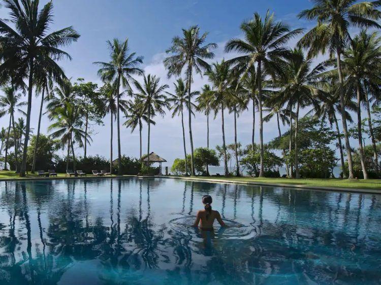 Alila Manggis Bali Pool Copyright