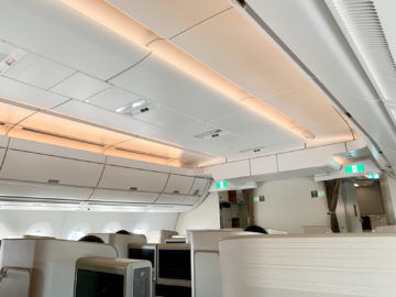 asiana business class a350 900 kabine 8