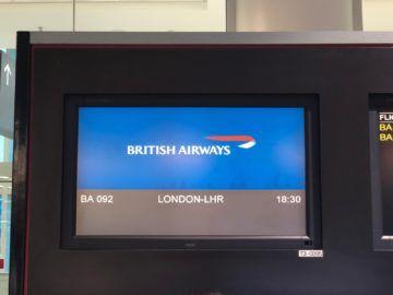 british airways business class a350 1000 flugnummer
