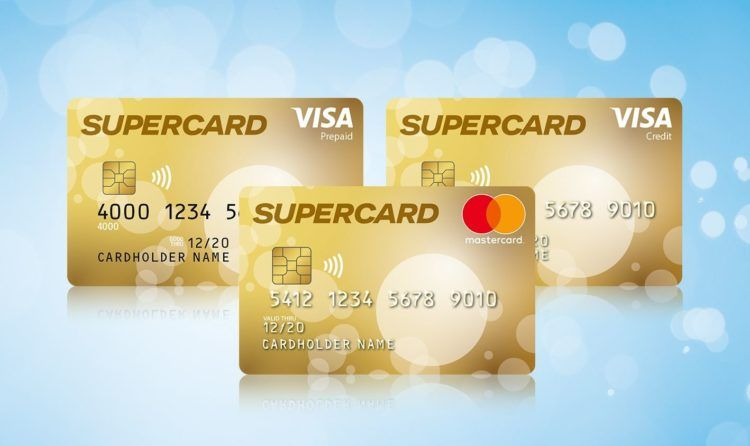 Coop Supercard Kreditkarte 1