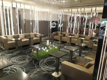 Eva Lounge Bangkok Loungebereich